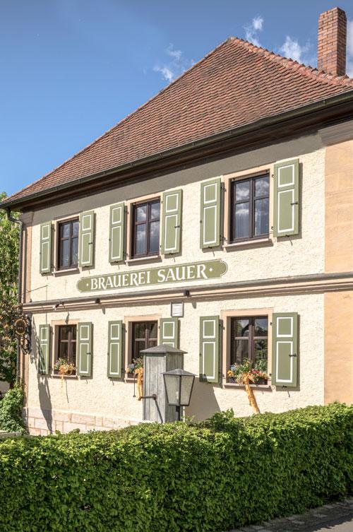 Brauerei Gasthof Sauer