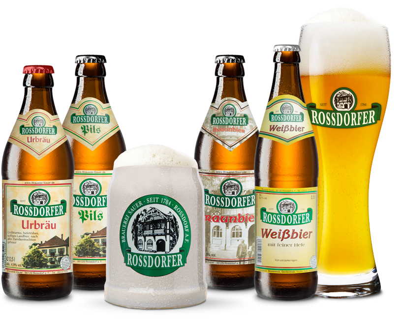 Brauerei Sauer Biere